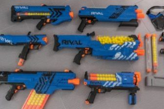 Best Nerf Rival Guns & Blasters for Sale in 2021