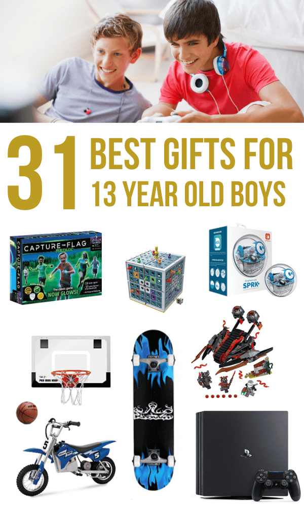 13 Year Old Boy Gift Ideas