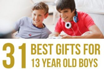 31 Best Gifts for 13 Year Old Boys in 2021