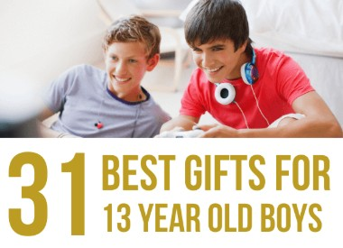 31 Best Gifts For 13 Year Old Boys In 2020 Pigtail Pals