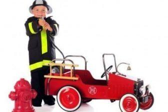 12 Best Kids Ride on Fire Truck Toys