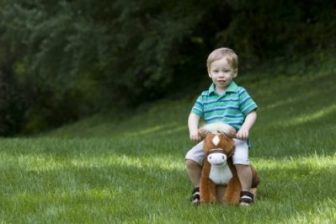 18 Best Ride On Horse Toys for Kids