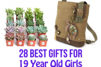 28 Best Gifts for 19 Year Old Girls in 2021