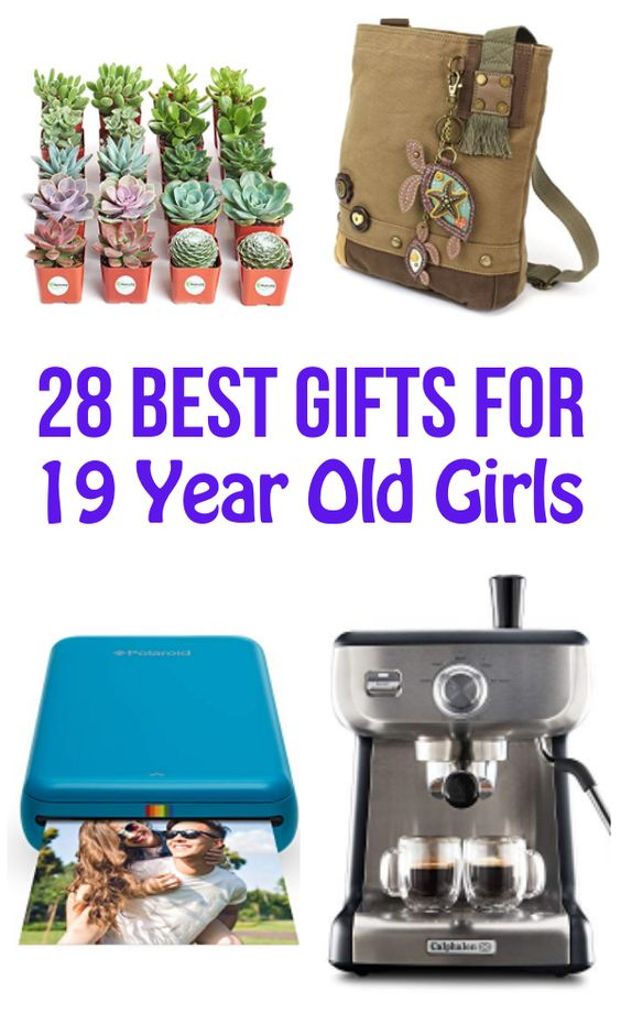 19 Year Old Girl Gift Ideas