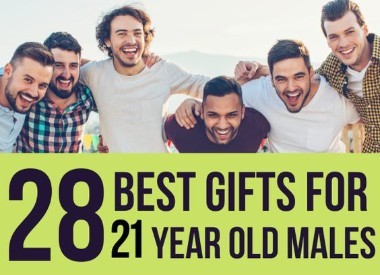 28 Best Gifts For 21 Year Old Males In 2021 Pigtail Pals