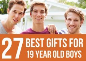 27 Best Gifts for 19 Year Old Boys in 2021