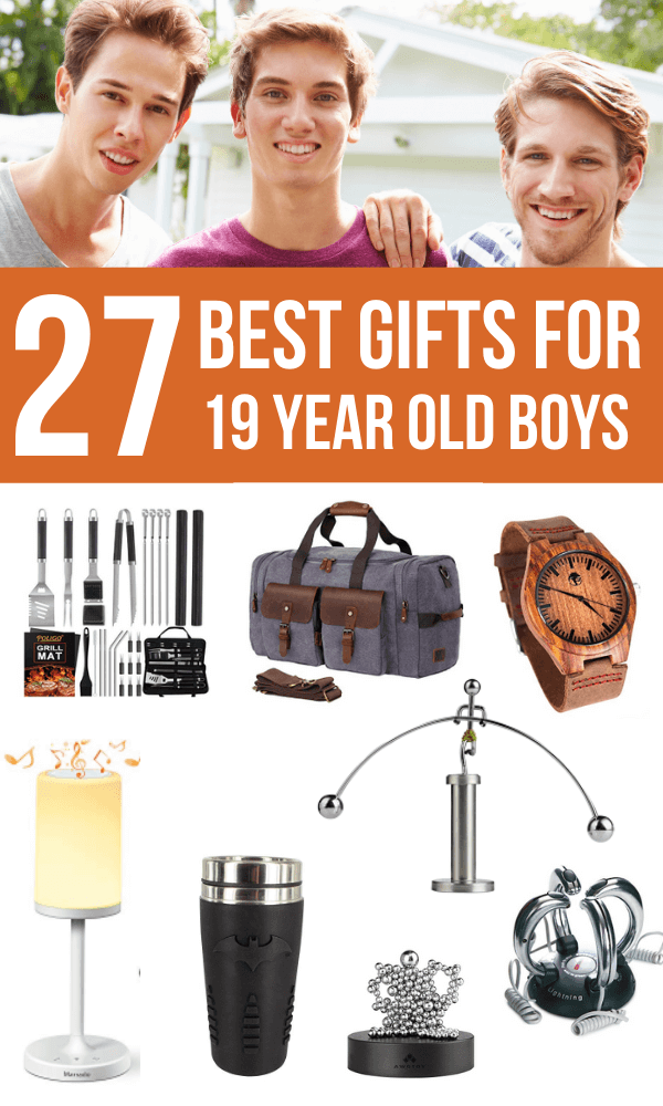 27 Best Gifts For 19 Year Old Boys In 2021 Pigtail Pals