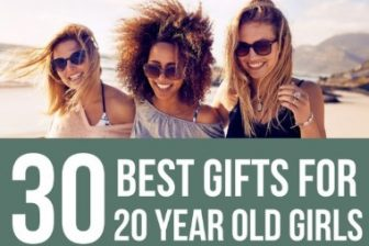 30 Best Gifts for 20 Year Old Girls in 2021