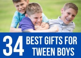 36 Best Gifts for Tween Boys in 2021