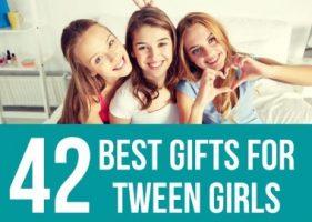 42 Best Gifts for Tween Girls in 2021