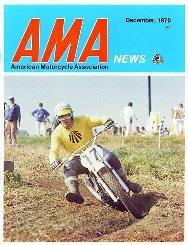 This is an image of December 1970 AMA News Magazine Edition