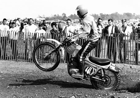Early American MX hero Dick Burleson