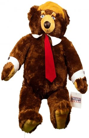This is a full size image of the trumpy bear