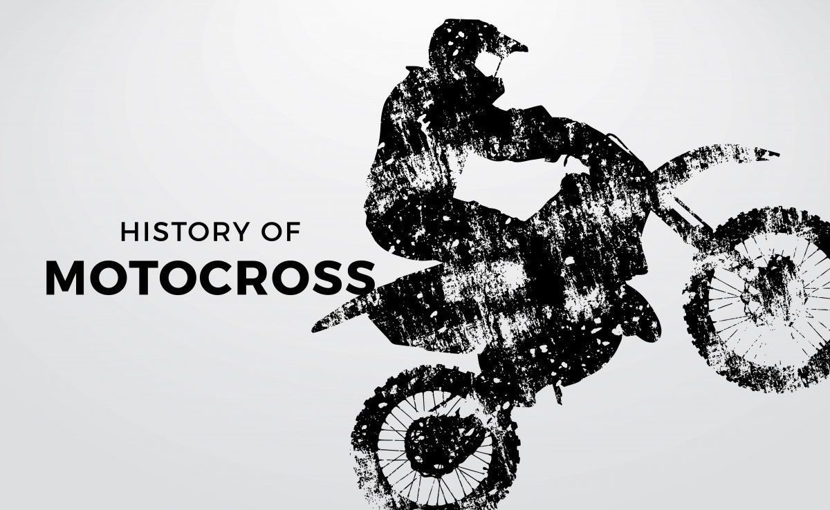 This is an image of a black and white sketch of a Motocross rider doing a wheelie