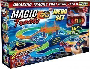 magic tracks RC Mega Set