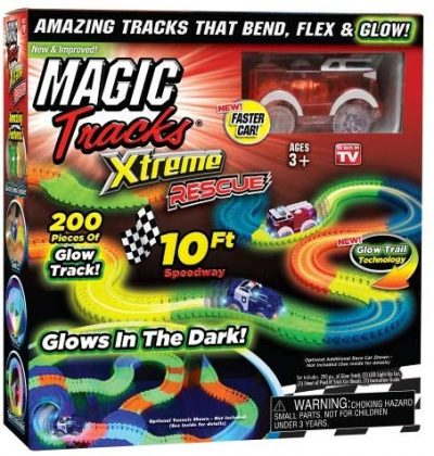 magic tracks extreme rescue set