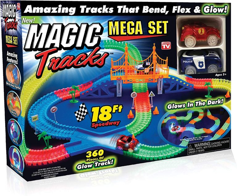 8 Best Magic Tracks Mega Sets & Cars Reviewed