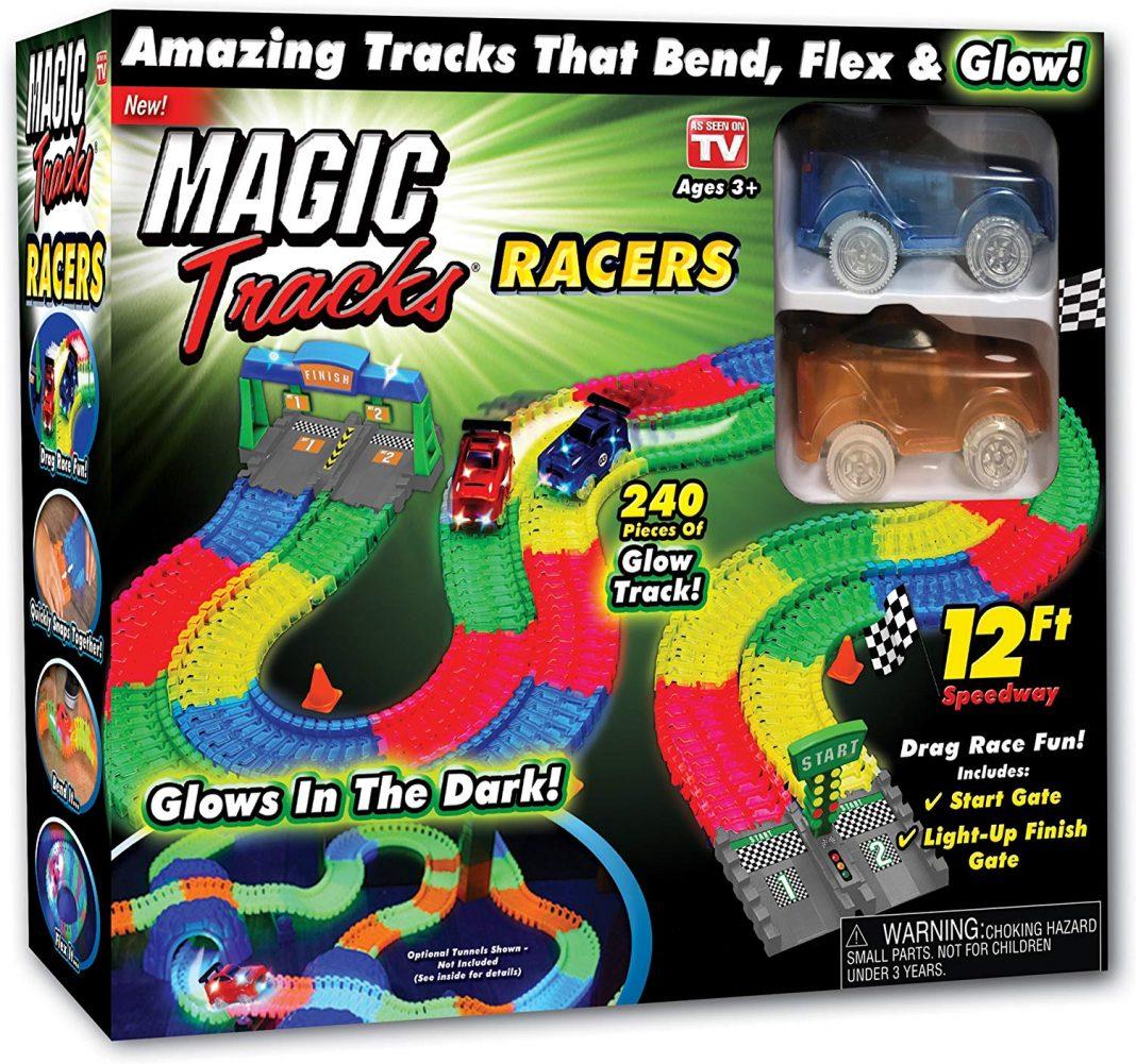 magic tracks racer multi set