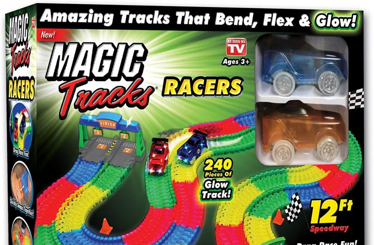 magic tracks racer multi set