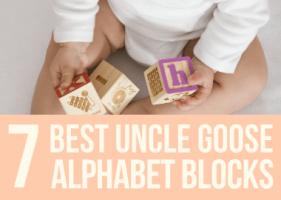 7 Best Uncle Goose ABC Alphabet Blocks
