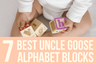 7 Best Uncle Goose ABC Alphabet Blocks