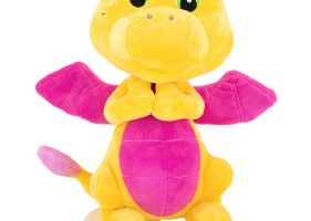 11 Best Dragon Plush Stuffed Animals