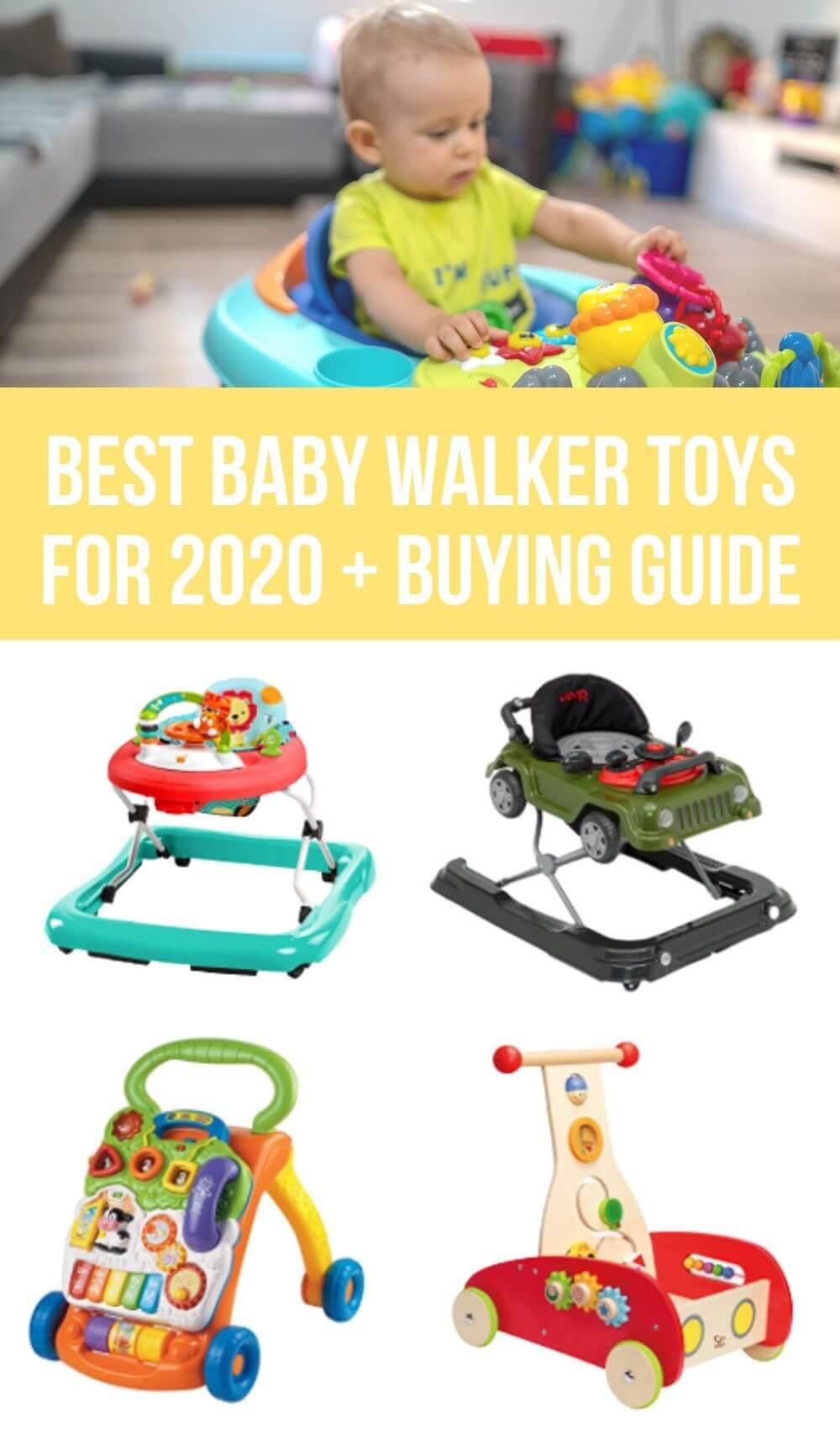 Top Baby Walker Toys