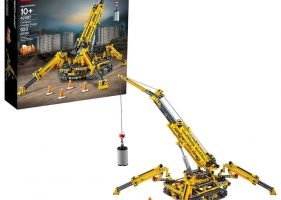 10 Best Lego Crane Toys for 2021