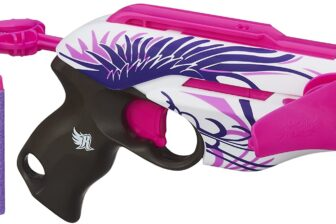 Best Pink (And Not So Pink) Nerf Guns for Girls