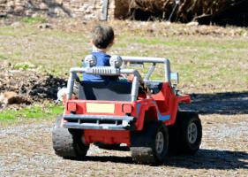 Best Off Road Power Wheels for Grass & Rough Terrain
