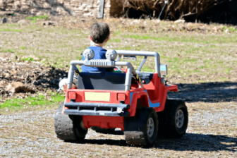 Best Off Road Power Wheels for Grass & Rough Terrain