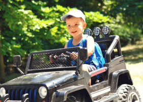 11 Great Power Wheels for 2 to 3 Year Old Toddlers