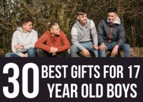 30 Best Gifts for 17 Year Old Boys in 2021