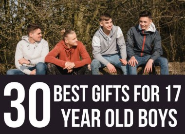 Gift for 17 Year Old Boys